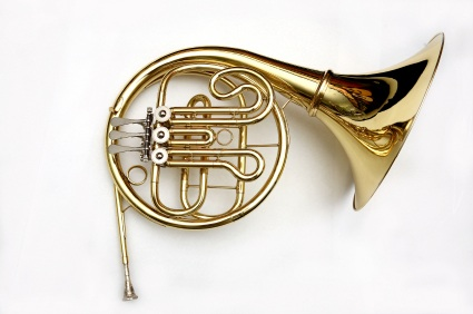 french horn audio recording