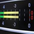 mastering audio meters